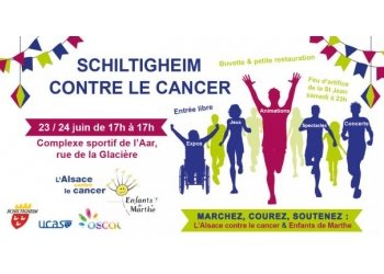 Schiltigheim contre le cancer